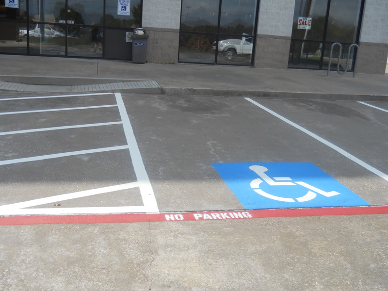 Parking Lot Striping - Overview